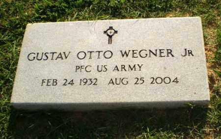 WEGNER, JR  (VETERAN), GUSTAV OTTO - Greene County, Arkansas | GUSTAV OTTO WEGNER, JR  (VETERAN) - Arkansas Gravestone Photos