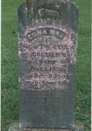 COLLIER, EDNA MAY - Greene County, Arkansas | EDNA MAY COLLIER - Arkansas Gravestone Photos
