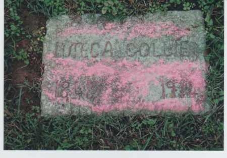 ADAMS COLLIER, LUTECA - Greene County, Arkansas | LUTECA ADAMS COLLIER - Arkansas Gravestone Photos