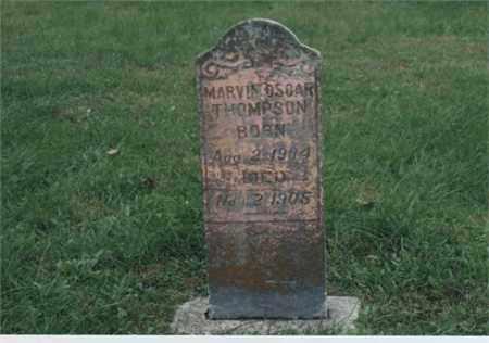 THOMPSON, MARVIN OSCAR - Greene County, Arkansas | MARVIN OSCAR THOMPSON - Arkansas Gravestone Photos