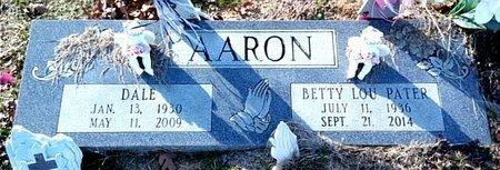 AARON, BETTY LOU - Hempstead County, Arkansas | BETTY LOU AARON - Arkansas Gravestone Photos