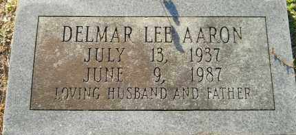 AARON, DELMAR LEE - Hempstead County, Arkansas | DELMAR LEE AARON - Arkansas Gravestone Photos