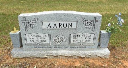 AARON, RUBY VEOLA - Hempstead County, Arkansas   RUBY VEOLA AARON - Arkansas Gravestone Photos