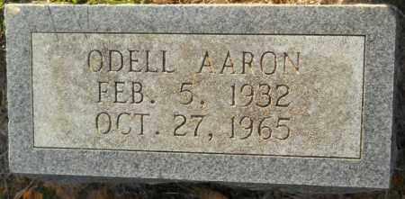 AARON, ODELL - Hempstead County, Arkansas | ODELL AARON - Arkansas Gravestone Photos