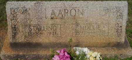 AARON, MOLLIE - Hempstead County, Arkansas | MOLLIE AARON - Arkansas Gravestone Photos