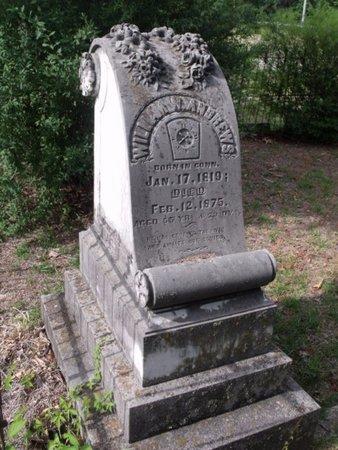 ANDREWS, WILLIAM W - Hempstead County, Arkansas | WILLIAM W ANDREWS - Arkansas Gravestone Photos