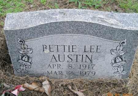 AUSTIN, BETTIE LEE - Hempstead County, Arkansas   BETTIE LEE AUSTIN - Arkansas Gravestone Photos