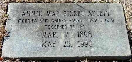 AYLETT, ANNIE MAE - Hempstead County, Arkansas   ANNIE MAE AYLETT - Arkansas Gravestone Photos