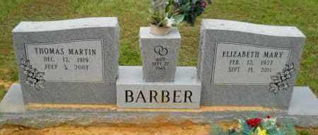 "BARBER, ELIZABETH MARY ""BETTY"" - Hempstead County, Arkansas | ELIZABETH MARY ""BETTY"" BARBER - Arkansas Gravestone Photos"