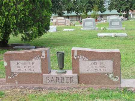 BARBER, LOIS N - Hempstead County, Arkansas   LOIS N BARBER - Arkansas Gravestone Photos