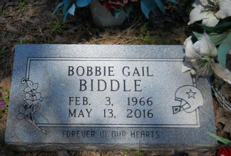 BIDDLE, BOBBIE GAIL - Hempstead County, Arkansas   BOBBIE GAIL BIDDLE - Arkansas Gravestone Photos