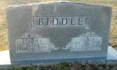 BIDDLE, JOSEPH B - Hempstead County, Arkansas   JOSEPH B BIDDLE - Arkansas Gravestone Photos