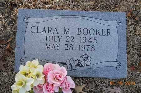 BOOKER, CLARA M - Hempstead County, Arkansas   CLARA M BOOKER - Arkansas Gravestone Photos