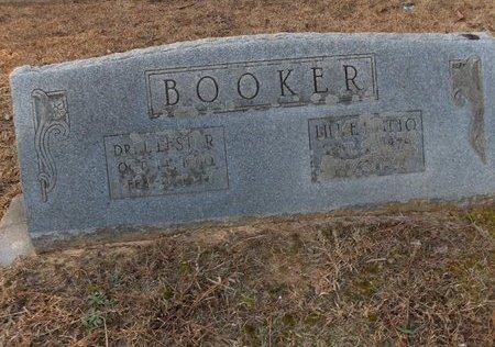 BOOKER, J. LESTER, DR. - Hempstead County, Arkansas | J. LESTER, DR. BOOKER - Arkansas Gravestone Photos
