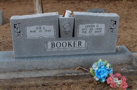 BOOKER, LINDA G - Hempstead County, Arkansas   LINDA G BOOKER - Arkansas Gravestone Photos