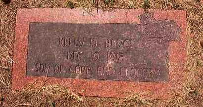 BOYCE, KELLY W - Hempstead County, Arkansas | KELLY W BOYCE - Arkansas Gravestone Photos