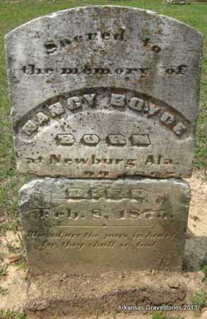 BOYCE, NANCY - Hempstead County, Arkansas | NANCY BOYCE - Arkansas Gravestone Photos