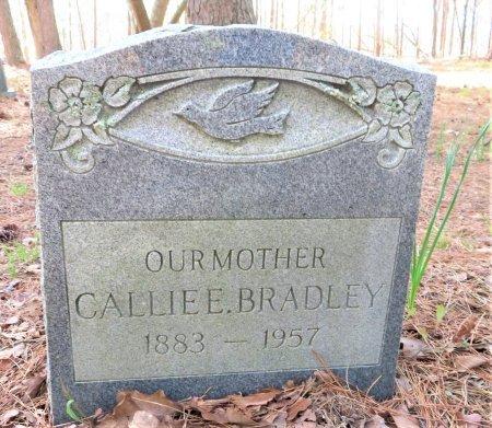 BRADLEY, CALLIE E. - Hempstead County, Arkansas   CALLIE E. BRADLEY - Arkansas Gravestone Photos