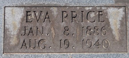 BRADLEY, EVA (CLOSE UP) - Hempstead County, Arkansas   EVA (CLOSE UP) BRADLEY - Arkansas Gravestone Photos