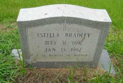 BRADLEY, ESTELLA - Hempstead County, Arkansas | ESTELLA BRADLEY - Arkansas Gravestone Photos