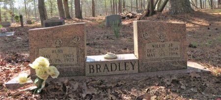 BRADLEY, RUBY - Hempstead County, Arkansas   RUBY BRADLEY - Arkansas Gravestone Photos