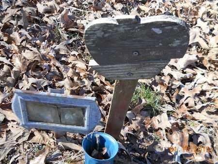 BROWN, INFANT - Hempstead County, Arkansas | INFANT BROWN - Arkansas Gravestone Photos
