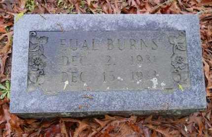 BURNS, EUAL - Hempstead County, Arkansas | EUAL BURNS - Arkansas Gravestone Photos