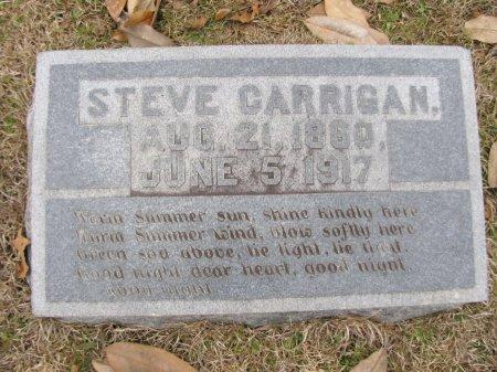 CARRIGAN, STEVE - Hempstead County, Arkansas | STEVE CARRIGAN - Arkansas Gravestone Photos