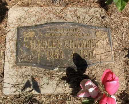 CHAMBERS, CHARLES - Hempstead County, Arkansas   CHARLES CHAMBERS - Arkansas Gravestone Photos