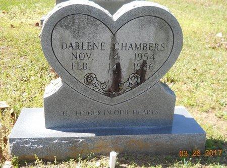 CHAMBERS, DARLENE - Hempstead County, Arkansas | DARLENE CHAMBERS - Arkansas Gravestone Photos