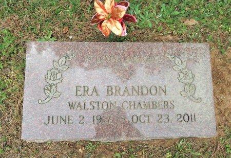 CHAMBERS, ERA - Hempstead County, Arkansas | ERA CHAMBERS - Arkansas Gravestone Photos