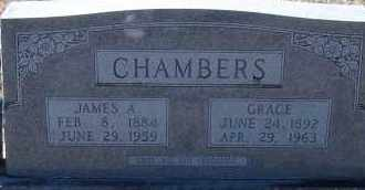 CHAMBERS, GRACE - Hempstead County, Arkansas   GRACE CHAMBERS - Arkansas Gravestone Photos