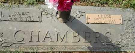 CHAMBERS, RUBERT - Hempstead County, Arkansas | RUBERT CHAMBERS - Arkansas Gravestone Photos