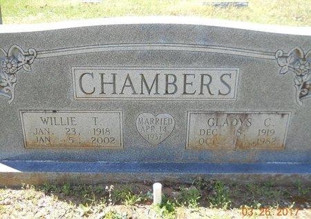 CHAMBERS, GLADYS C - Hempstead County, Arkansas | GLADYS C CHAMBERS - Arkansas Gravestone Photos
