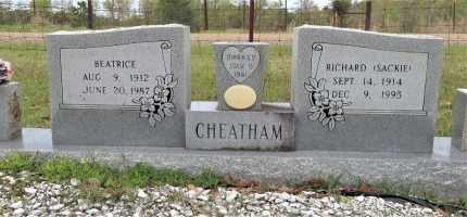 CHEATHAM, RICHARD - Hempstead County, Arkansas   RICHARD CHEATHAM - Arkansas Gravestone Photos