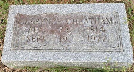 CHEATHAM, CLARENCE - Hempstead County, Arkansas   CLARENCE CHEATHAM - Arkansas Gravestone Photos