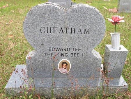 CHEATHAM, EDWARD LEE (BACKVIEW) - Hempstead County, Arkansas   EDWARD LEE (BACKVIEW) CHEATHAM - Arkansas Gravestone Photos