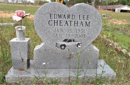 CHEATHAM, EDWARD LEE - Hempstead County, Arkansas | EDWARD LEE CHEATHAM - Arkansas Gravestone Photos