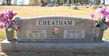CHEATHAM, HARVEY - Hempstead County, Arkansas | HARVEY CHEATHAM - Arkansas Gravestone Photos