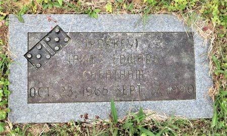 CHEATHAM, JAMES EDWARD - Hempstead County, Arkansas | JAMES EDWARD CHEATHAM - Arkansas Gravestone Photos