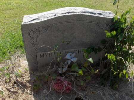 CHEATHAM, MYRTLE K - Hempstead County, Arkansas | MYRTLE K CHEATHAM - Arkansas Gravestone Photos