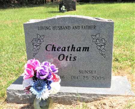 CHEATHAM, OTIS - Hempstead County, Arkansas | OTIS CHEATHAM - Arkansas Gravestone Photos