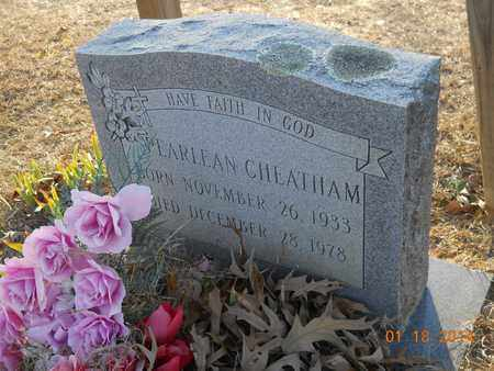 CHEATHAM, PEARLEAN - Hempstead County, Arkansas   PEARLEAN CHEATHAM - Arkansas Gravestone Photos