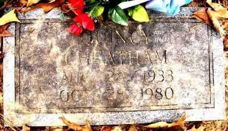 CHEATHAM, QUINCY - Hempstead County, Arkansas | QUINCY CHEATHAM - Arkansas Gravestone Photos