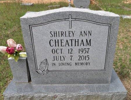 CHEATHAM, SHIRLEY ANN - Hempstead County, Arkansas   SHIRLEY ANN CHEATHAM - Arkansas Gravestone Photos