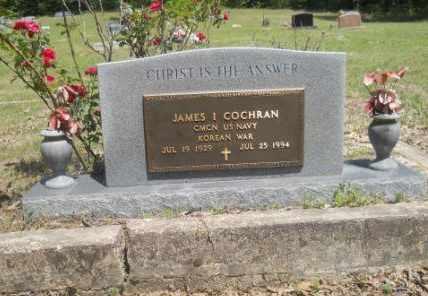 COCHRAN (VETERAN KOR), JAMES I - Hempstead County, Arkansas | JAMES I COCHRAN (VETERAN KOR) - Arkansas Gravestone Photos