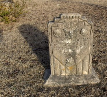 COLEMAN, COLUMBUS - Hempstead County, Arkansas | COLUMBUS COLEMAN - Arkansas Gravestone Photos