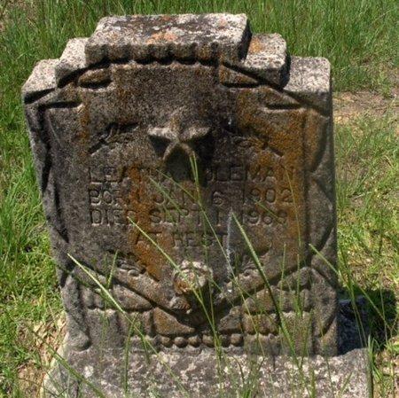COLEMAN, LEATHA - Hempstead County, Arkansas | LEATHA COLEMAN - Arkansas Gravestone Photos