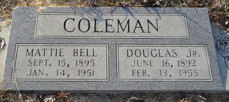 COLEMAN, MATTIE BELL - Hempstead County, Arkansas | MATTIE BELL COLEMAN - Arkansas Gravestone Photos