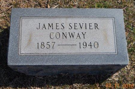 CONWAY, JAMES SEVIER - Hempstead County, Arkansas   JAMES SEVIER CONWAY - Arkansas Gravestone Photos